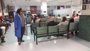 No waiting at BryLin Hospital